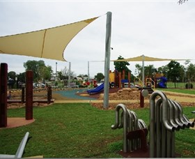 Livvi's Place Playground - SA Accommodation