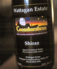 Wattagan Estate Winery - SA Accommodation