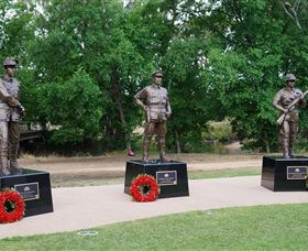 VC Memorial Park - Honouring Our Heroes - SA Accommodation