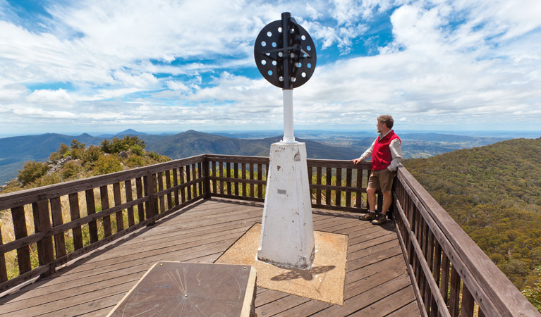 Mount Kaputar summit walk - SA Accommodation