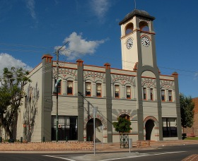 Gunnedah Cultural Precinct - SA Accommodation