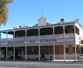 Woolpack Inn Museum - SA Accommodation