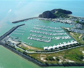 Keppel Bay Marina - SA Accommodation