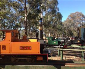 Mudgee Miniature Railway - SA Accommodation