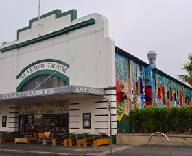 The Victory Theatre Antique Centre