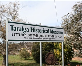 Taralga Historical Society Museum - SA Accommodation