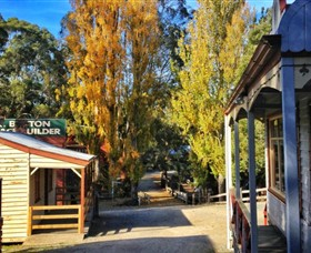 Coal Creek Community Park and Museum - SA Accommodation