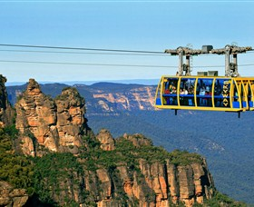 Greater Blue Mountains Drive - Blue Mountains Discovery Trail - SA Accommodation