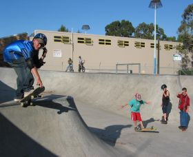 Goulburn Skate Park - SA Accommodation