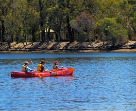Lake Leschenaultia - SA Accommodation