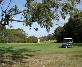Leongatha Golf Club - SA Accommodation
