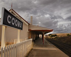 Cooma Monaro Railway - SA Accommodation