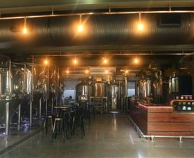 Pumpyard Bar and Brewery - SA Accommodation
