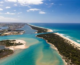 Gippsland Lakes Coastal Park - SA Accommodation