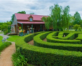 Amazement Farm and Fun Park / Cafe and Farmstay Accommodation - SA Accommodation