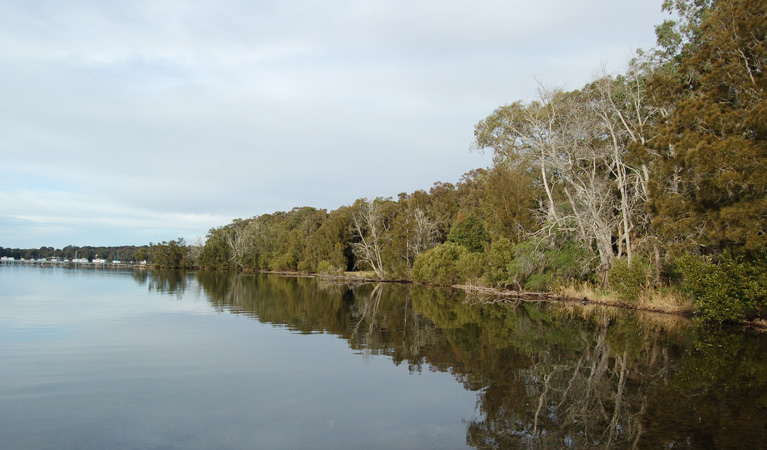 Lake Macquarie State Conservation Area - SA Accommodation