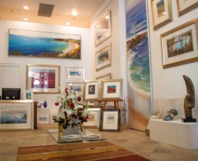 Neale Joseph Fine Art Gallery - SA Accommodation