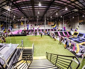 Bounce Inc Trampoline Park - Tingalpa - SA Accommodation