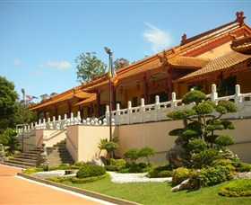 Chung Tian Temple - SA Accommodation