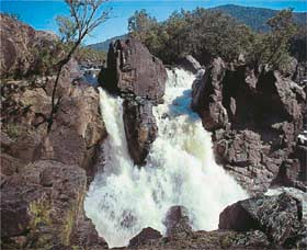 Clarence Gorge - SA Accommodation