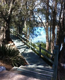 Historic Quarry Park - Moruya - SA Accommodation