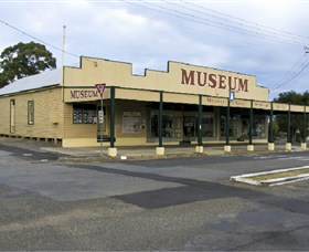 Manning Valley Historical Society and Museum