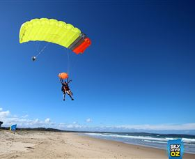 Skydive Oz Batemans Bay - SA Accommodation