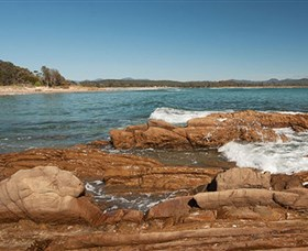 Shelly Beach Picnic Area - Moruya Heads - SA Accommodation