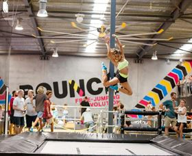 Bounce Inc Trampoline Park - SA Accommodation