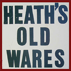 Heaths Old Wares Collectables  Industrial Antiques - SA Accommodation