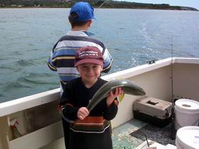 Tory M Fishing Charters - SA Accommodation