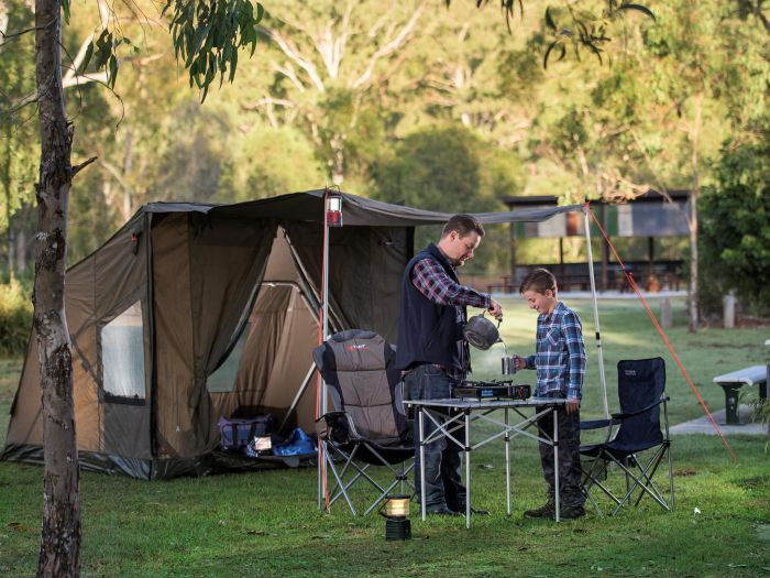 Hardings Paddock Campground - SA Accommodation