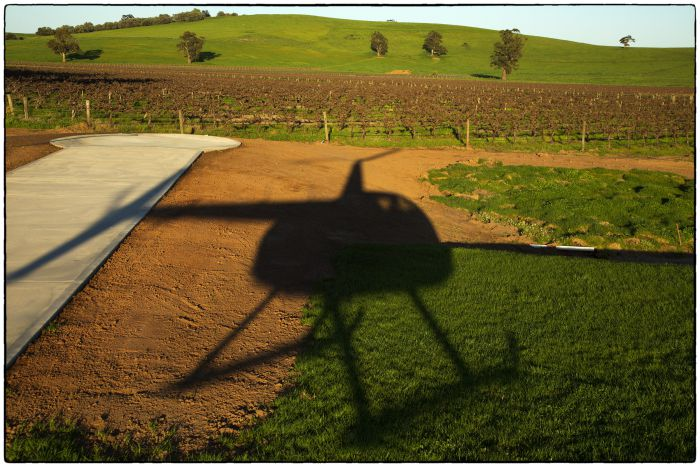 Barossa Helicopters Pty Ltd - SA Accommodation