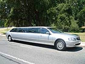 In Vogue Limousines - SA Accommodation