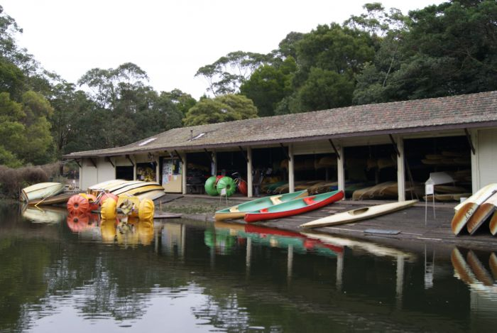 Audley Boatshed - SA Accommodation