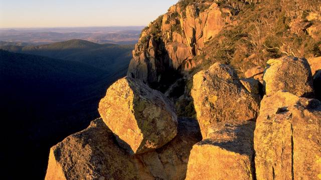 Booroomba Rocks - SA Accommodation