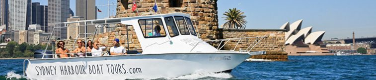 Sydney Harbour Boat Tours - SA Accommodation
