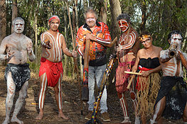 Didgeridoo Jam in the Park - SA Accommodation