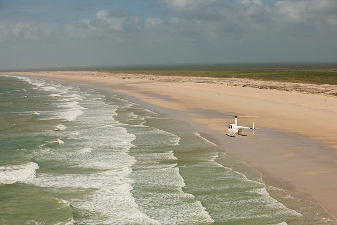Broome  Minute Scenic Creek  Coast Helicopter Flight