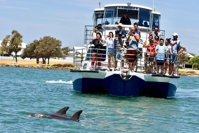 Mandurah Dolphin and Scenic Canal Cruise - SA Accommodation