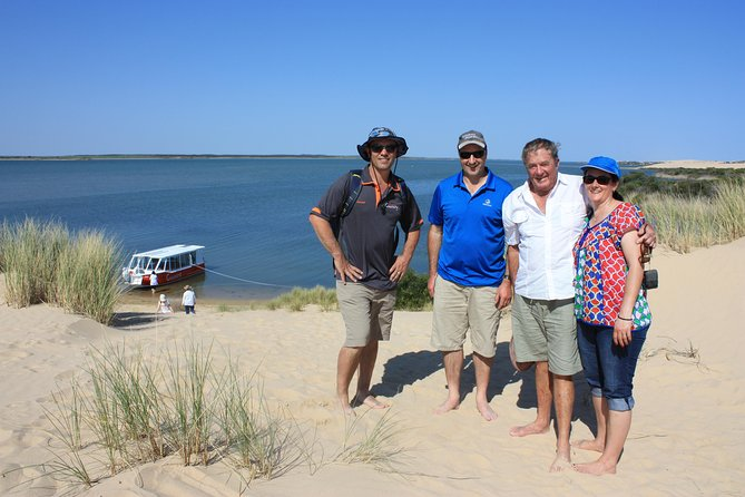 Coorong National Park Wildlife Cruise from Goolwa Including Lunch - SA Accommodation