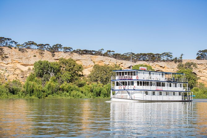 Murray River Riverboat Tour Including Lunch from Adelaide - SA Accommodation