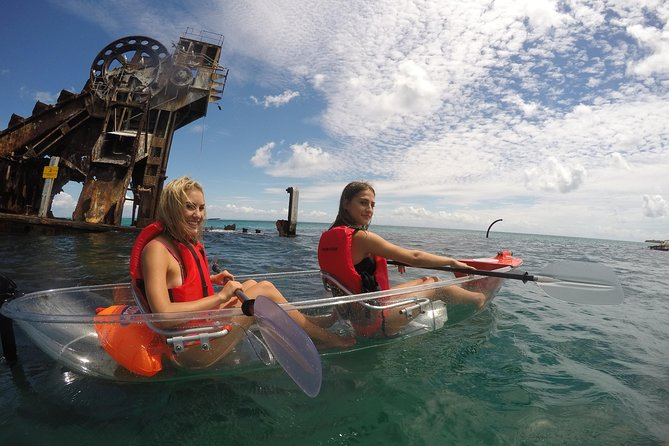 Moreton Island Day Trip from Brisbane or the Gold Coast Including Kayaking and Sandboarding - SA Accommodation