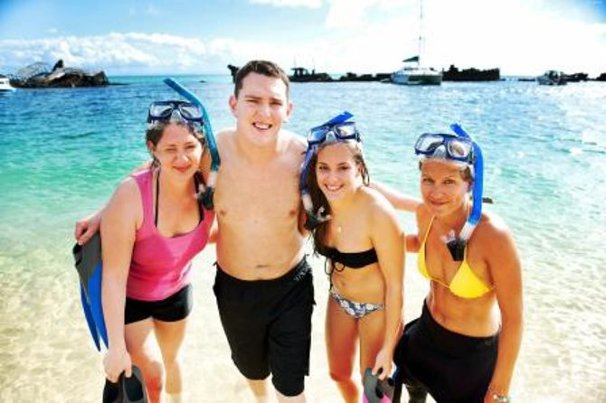Moreton Island Snorkel and Sandboarding 4WD Day Trip from Brisbane - SA Accommodation