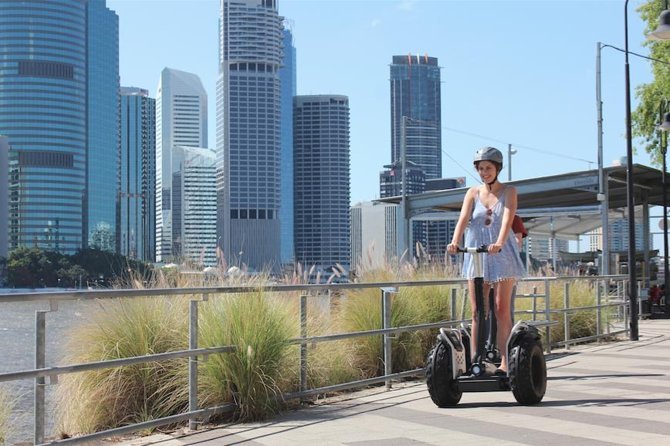 60 Minute Brisbane Segway Tour - SA Accommodation