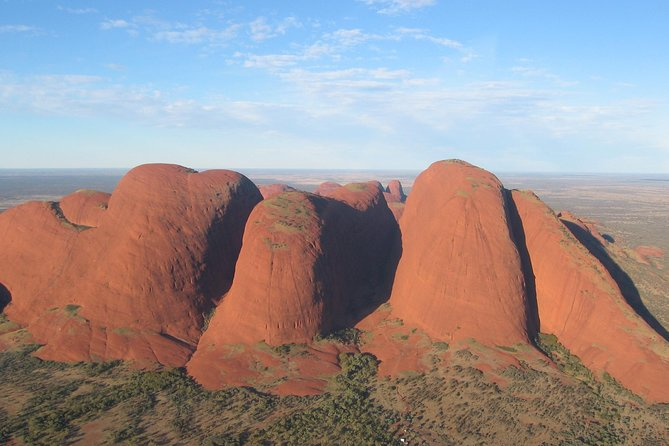 Kata Tjuta and Uluru Grand View Helicopter Flight - SA Accommodation