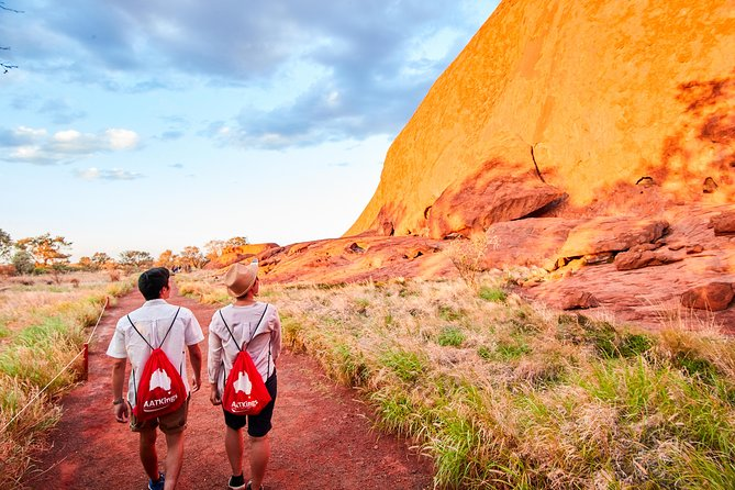 Uluru Sunrise and Guided Base Walk - SA Accommodation