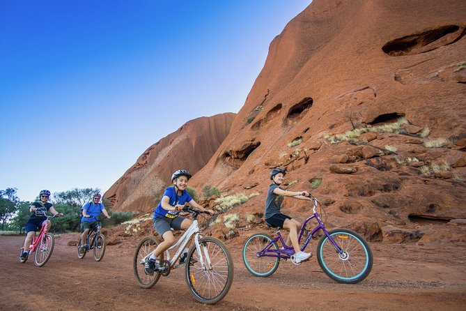 Outback Cycling Uluru Bike Ride - SA Accommodation