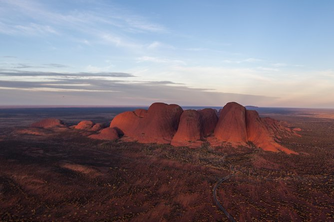 Uluru (Ayers Rock) Fixed-Wing Scenic Flight Including Kata Tjuta