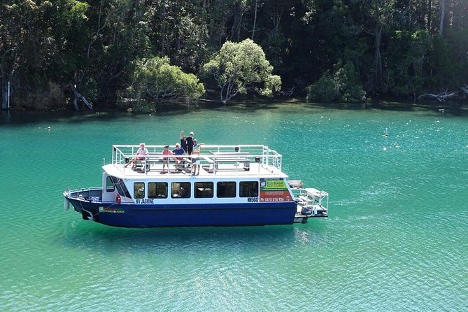 Brunswick Heads Rainforest Eco-Cruise - SA Accommodation